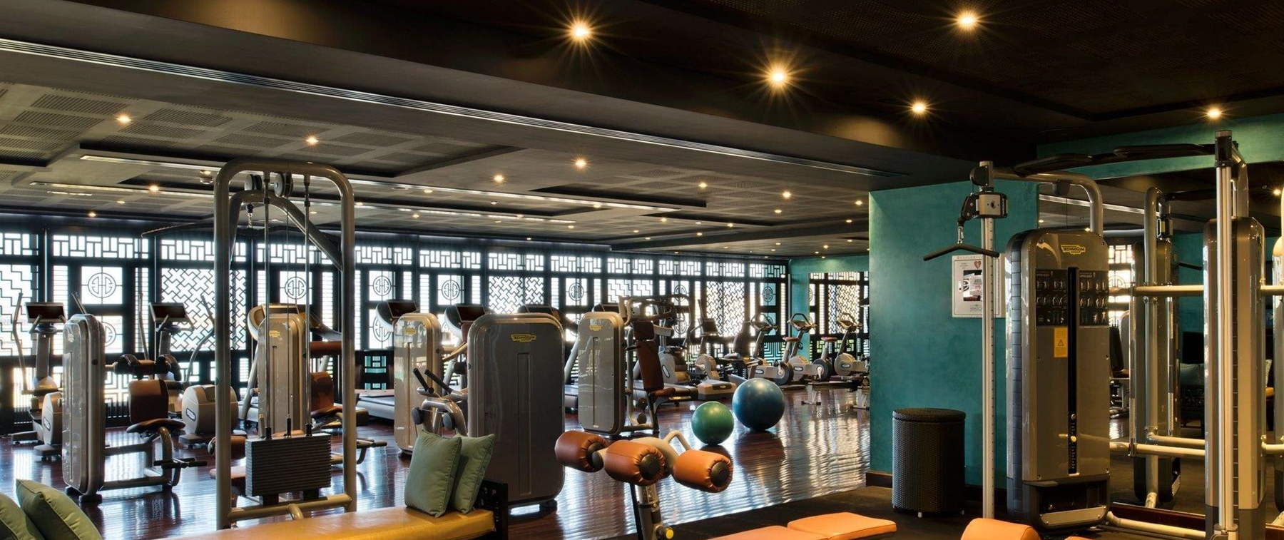 Fitness Area- B Attitude Spa, Dubai